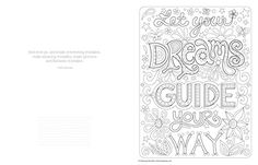 Good Vibes Coloring Book Is Fun