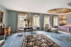 The former New York City mayor has added to his real estate empire with a seven-bedroom, 6,266-square-foot house built in 1715 in London's upscale Chelsea neighborhood.