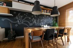 multifunctional family house by modelina dining area - Home Decorating Trends - Homedit Simple House Design, Modern House Design, Interior Exterior, Interior Architecture, Houses In Poland, Cosy House, Interior Decorating, Interior Design, Stylish Interior