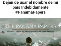 Solicitud al Consorcio Internacional de Periodismo de Investigación (ICIJ) para que dejen de utilizar el nombre de Panamá en el escándalo financiero, que involucra la firma Mossack Fonseca. / La Estrella de Panamá