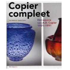 Copier compleet, Het oeuvre van A.D. Copier 1901-1991