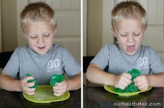 Kids in the Kitchen: Slime!