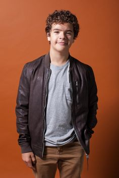 Gaten Matarazzo Reveals What to Expect From Stranger Things Season 2 | The actor, who plays Dustin Henderson, knows what this year's big Stranger Things Halloween costume will be. Here, he talks to InStyle about everything to expect from Season 2.