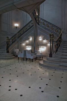 stair case is amazing
