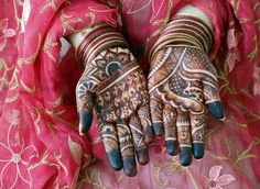 Manos de henna | Ins