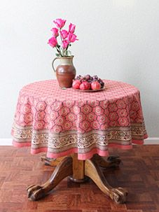 Moonlit Taj ~ Elegant Floral Turquoise Luxury Indian Tablecloth 120x70:  Amazon.com: Home U0026 Kitchen | For The Home | Pinterest | Moonlight And  Kitchens