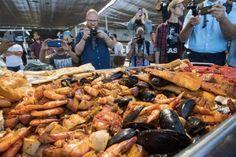 San Jose fish market California