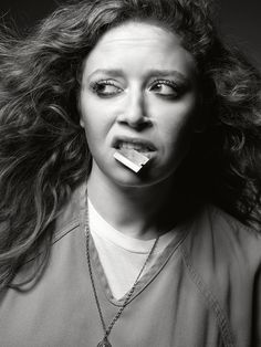 "Natasha Lyonne tells us how she has become ""dirtier"" since OITNB"