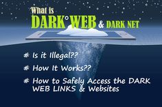 This post will discuss What is the Dark Web and dark Net, how it works, is it illegal, how to safely access Dark Web links and websites and its applications
