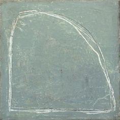 > FRONTIÈRE – 12x12 – acrylique sur toile • VENDU