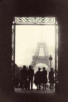Paris, 1920 #Love #Paris