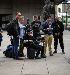 Some behind the scenes of our camera crew in Prague Professional Camera, Young Professional, Dji Ronin, The Best Films, Czech Republic, Prague, Behind The Scenes, Cinema, Movie Theater