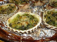 Parmesan, Coquille Saint Jacques, Entrees, Recipies, Desserts, Food, Algarve, Sauces, Portugal