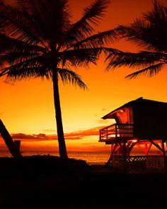 Maui   Kihei Sunset by Jeff Stiles, via 500px