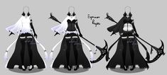 Outfit design - 245 - open by LotusLumino on DeviantArt
