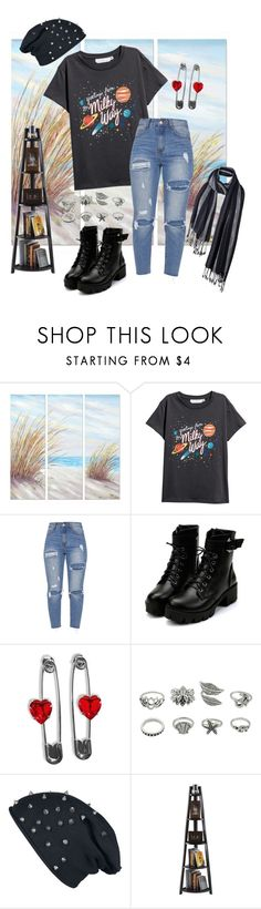 """Untitled #1037"" by samochka89 ❤ liked on Polyvore featuring Yosemite Home Décor, Winsome and Fat Face"