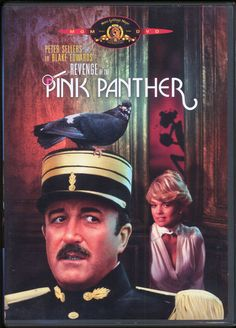 Revenge of the Pink Panther DVD(1978/1999) Peter Sellers Herbert Lom Dyan Cannon