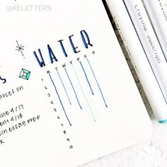 Ultimate List of Bullet Journal Ideas: 101 Inspiring Concepts to Try Today (Part - Simple Life of a Lady Bullet Journal Tracker, Bullet Journal Inspo, Bullet Journal Designs, List Of Bullet Journal Pages, Minimalist Bullet Journal, Bullet Journal Spreads, Bullet Journal 2019, Bullet Journal Layout, Bullet Journal Ideas Templates