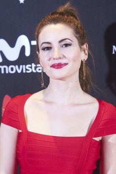 Ivana Baquero Photos Photos - Ivana Baquero attends 'La Reina de Espana' premiere at Callao City Lights on November 24, 2016 in Madrid, Spain. - 'La Reina De Espana' Madrid Premiere