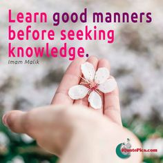 The message can be great however the messenger needs to be even better mannered. If the messenger is not liked then however great the message is it may not be accepted.