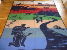 NEW WITH TAGS PENDLETON MADE IN USA JOINED IN DISCOVERY BLANKET   eBay