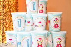 SWEET SHOP YUMMILAND CANDYLAND Birthday Party Ideas | Photo 191 of 332 | Catch My Party