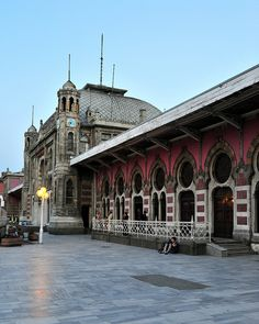 Orient Express Station, Istanbul, Turkey