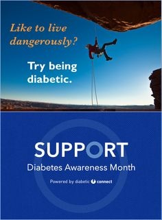 http://www.diabeticconnect.com/diabetes-awareness-month?utm_content=dam&utm_source=Pinterest&utm_medium=Social&utm_campaign=Diabetes+Awareness+Month+2014