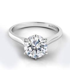 Danhov Classico Engagement Ring