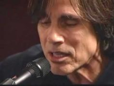 Jackson Browne at the Basement Studios in Australia circa Just him and his guitar--raw and brilliant. Music Songs, My Music, Music Videos, Jackson Browne, The Pretenders, Spiritual Songs, Best Memories, Going Crazy, A Good Man