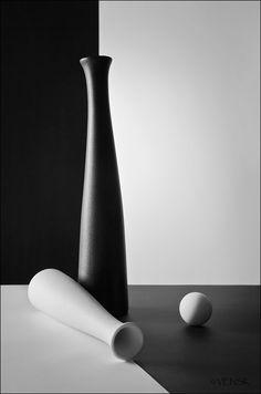 Black & White geometry, photographer Veniamin Skorodumov http://500px.com/Vensk