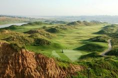Ebotse Golf Club and Estates is an awesome course with some of the best greens around.