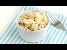 Homemade Coleslaw from Scratch Recipe   Eugenie Kitchen