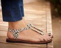 Women's Sandals – Etsy PT