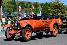 1925 White Yellowstone Park Bus for sale #1868124   Hemmings Motor News
