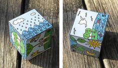 cube-creation à télécharger et imprimer sur le blog Choisis la Vie - Merci Florence