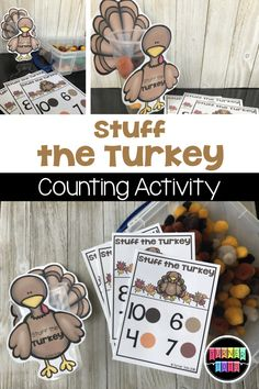 Gobble Up These Thanksgiving Preschool Activities | Turner Tots