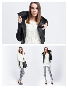 Monochrome, Trends, Tops, Women, Fashion, Moda, Monochrome Painting, Fashion Styles, Fashion Illustrations