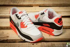 "Nike | Air Max 90 ""Infrared"" WMNS"