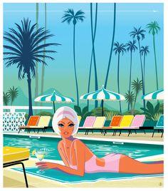 Monsieur Z | Unit c.m.a | Palm Springs