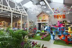 Notcutts aims to stand out from the crowd among garden centres - Retail Design World