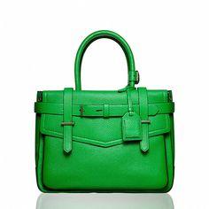 Lovely green bag