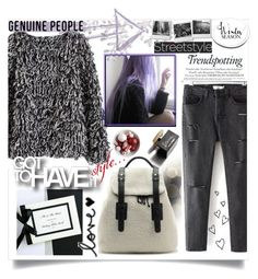 """Genuine-people 3.."" by lillili25 ❤ liked on Polyvore featuring D&G, Melissa and Genuine_People"