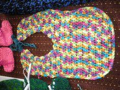 Crochet Infant Bib 2016