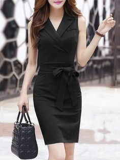Latest unique fashion dresses StyleWe provides short and long cocktail dresses for wedding and prom. Cheap Black Dress, Black Dress Outfits, Beautiful Dresses, Nice Dresses, Short Dresses, Dresses For Work, Classy Work Outfits, Classy Dress, Black Dress Accessories