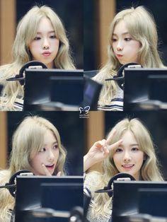 Cute Taeyeon unnie!! Yahhhh!
