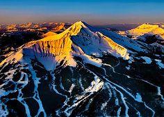 Home Mountain. Moonlight Basin, MT.