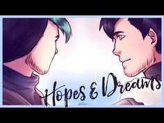 awesome Markiplier & Jacksepticeye fan art | HOPES AND DREAMS | SAI speedpaint