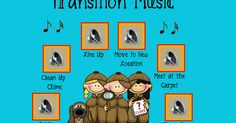 I love using transition music in my classroom!  It is one of those things that makes my day run so much more smoothly!  I am fortunate enoug...