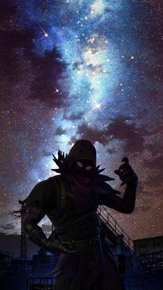 Fortnite, Raven.